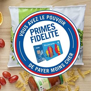 prime fidélité Carrefour Centre Commercial Carrefour Tournefeuille